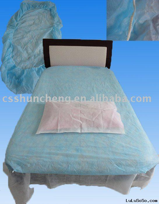 nonwoven medical disposable bed cover