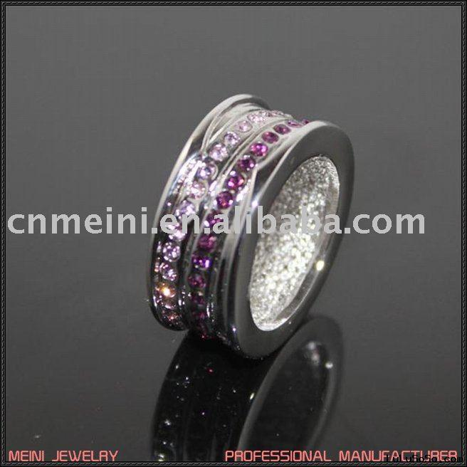 platinum ring  (# ER0102)