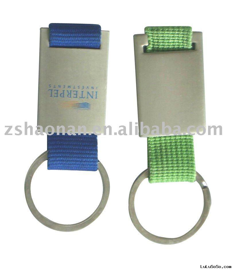polyester key ring