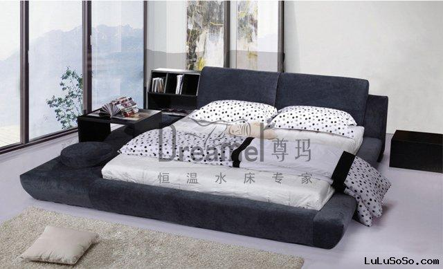 soft side fabric water bed mattress(CE, EN71 certified approved)