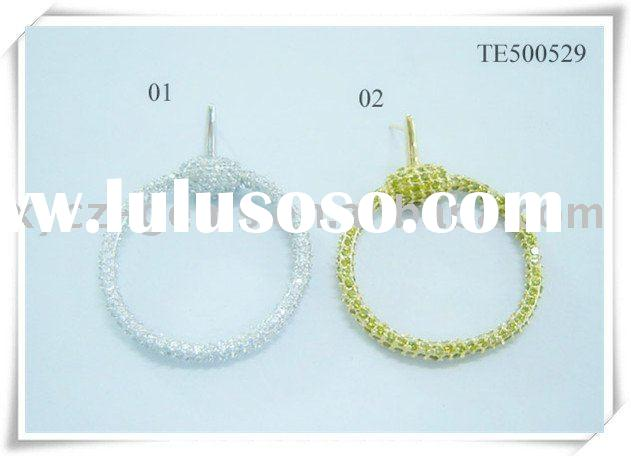 wholesale hoops Earrings, silver earring