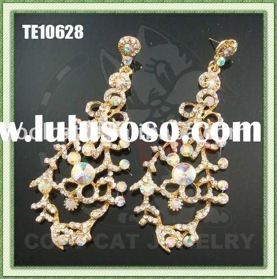 2010 Jhumka earrings