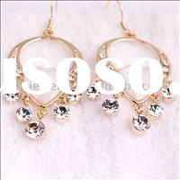 2010 hotselling wholesale jewelry fashion earring
