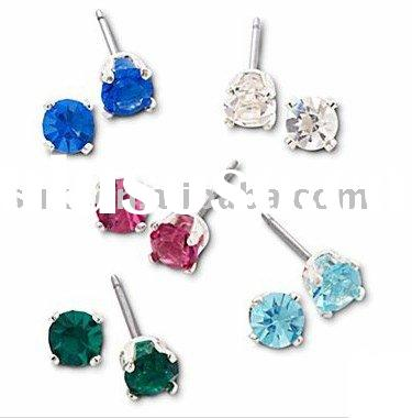 Diamond Earrings, Fashion Earrings