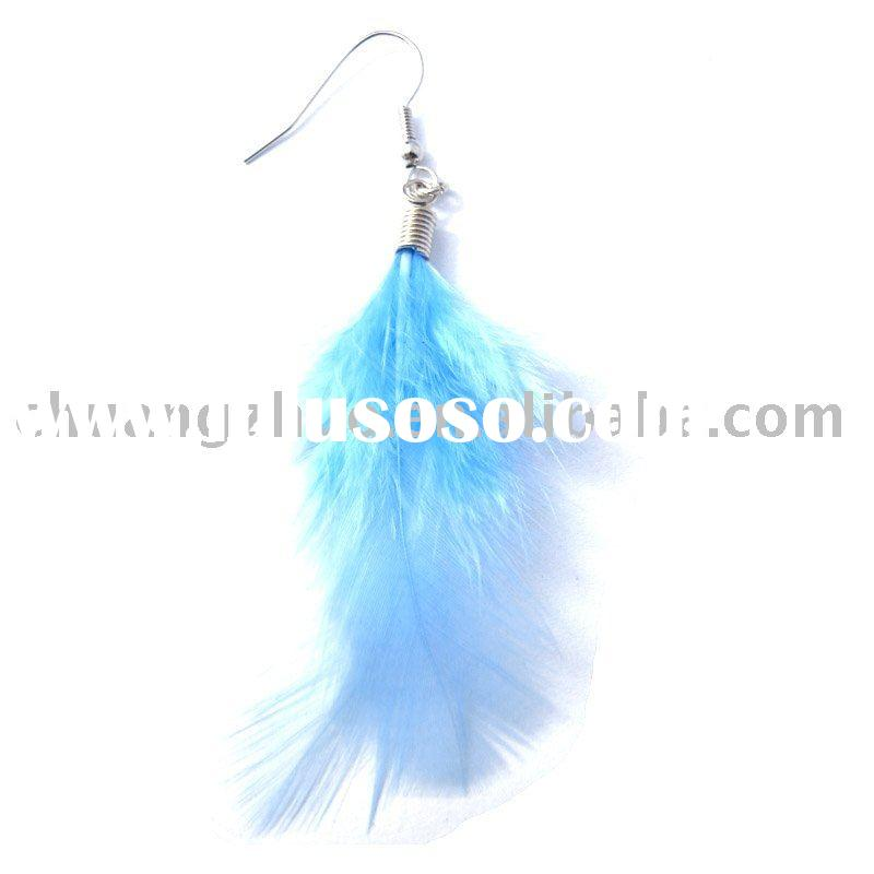 Feather Fashion Earrings