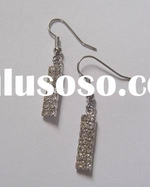 India style dangling earring