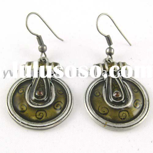 antique earring _T