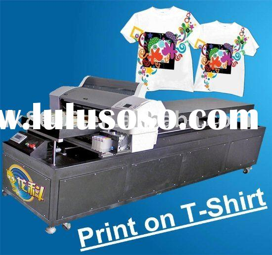 A1 wide format Tee shirt printing machine