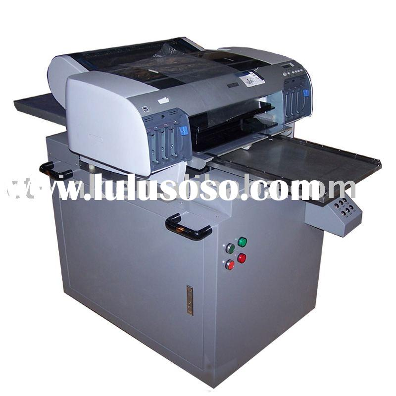 A2 size Digital Printing Machine (Printing  Black T shirt)