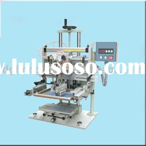 Desktop Pneumatic Flat Screen Printing Machine