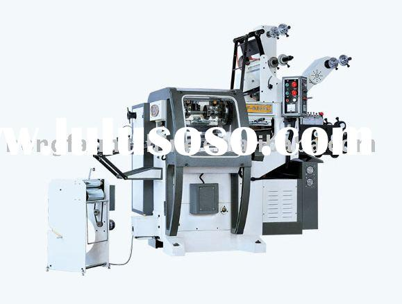 HFT-30 label printing machine