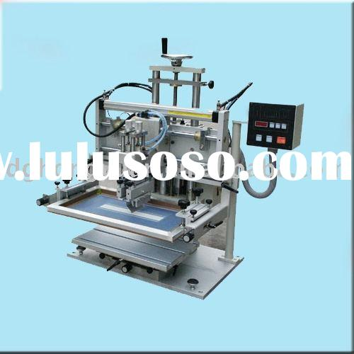 Small Desktop Flat Screen Printing Equipment