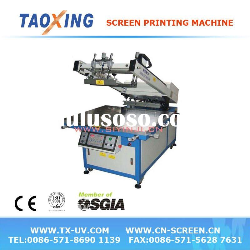 TX-XB70100 Silk Screen Printing Machine