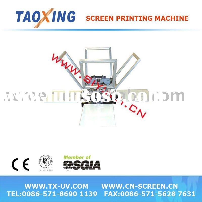 T shirt Screen Printing machine