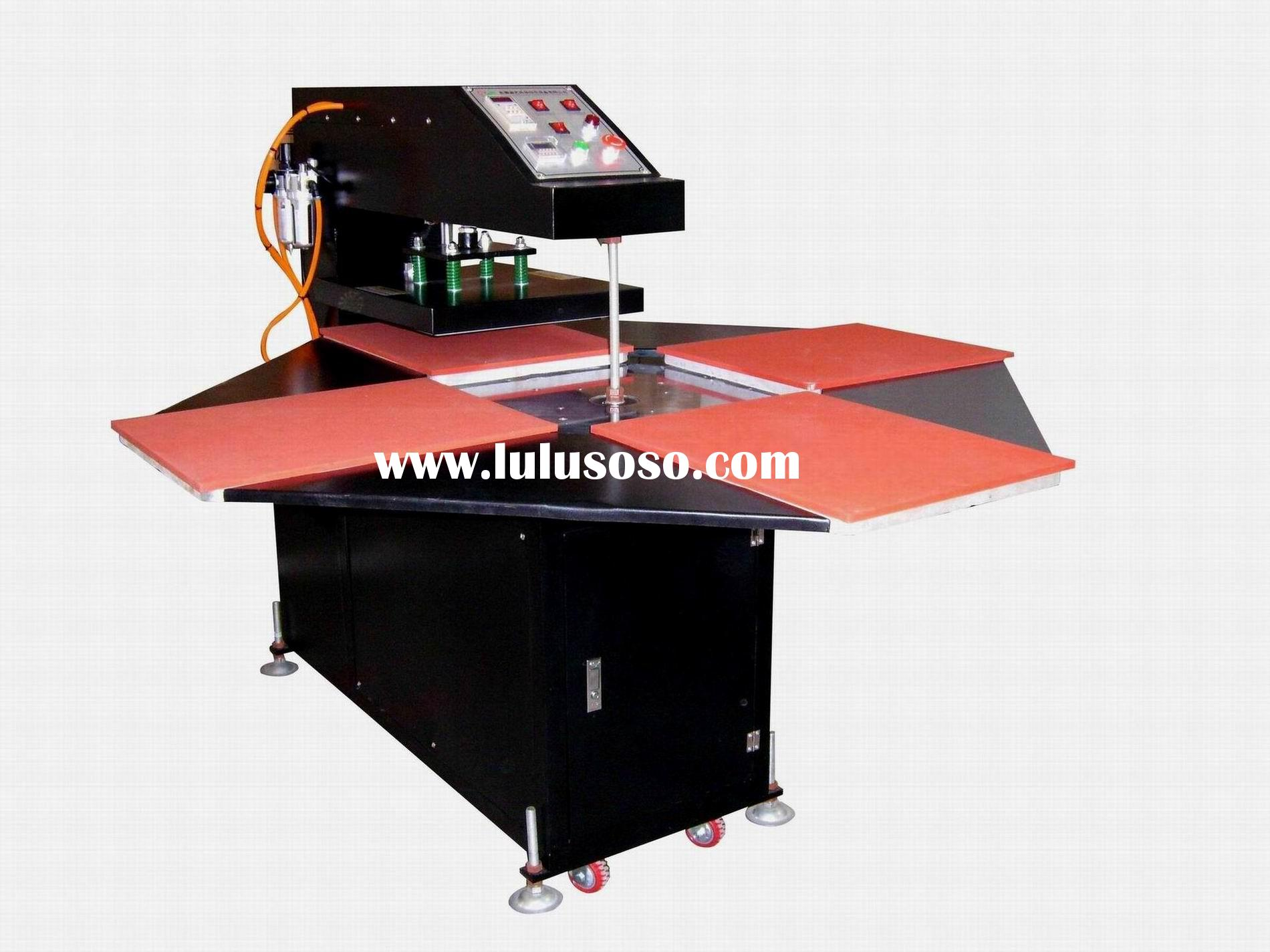T-shirts printing machine