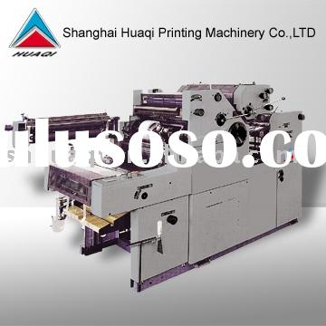 Two Colors Offset Printing Machine (or with Number)