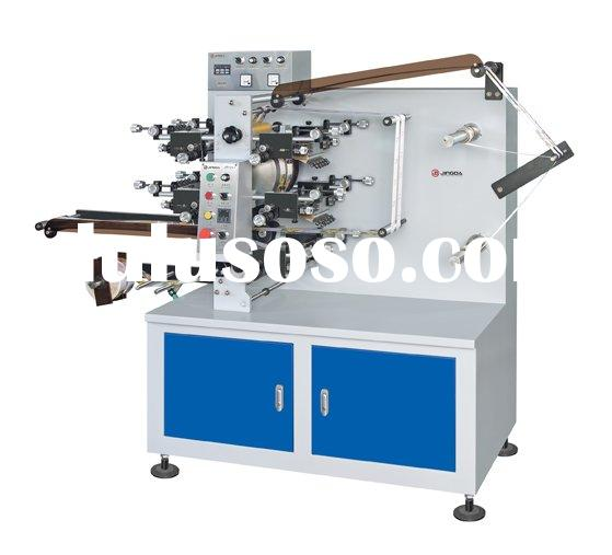 flexo label Printing Machine (JR1241)=garment,textile label printing machine