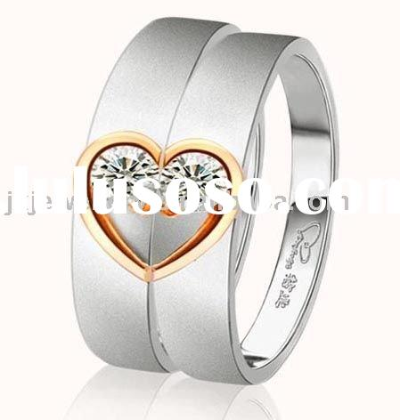 hot sale wedding diamond ring JX-R-0021