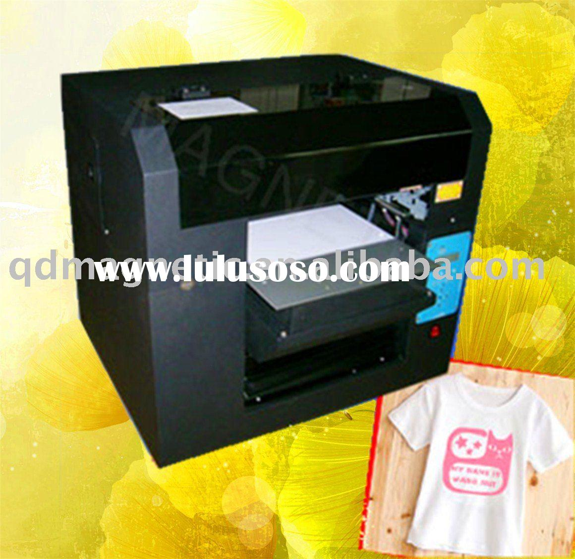 low price t shirt printing machine,MDK-A3 tshirt printer