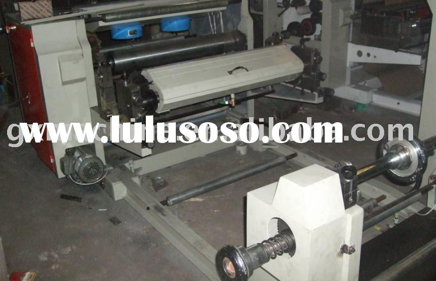 one color flexo graphic printing machine