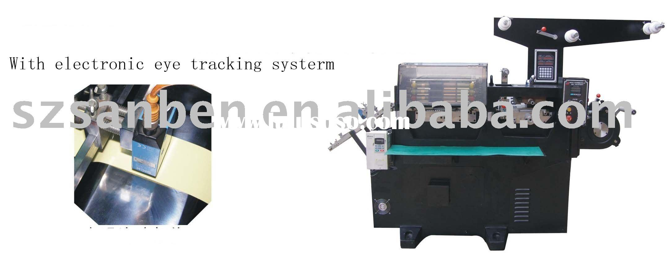 sticker label printing machine