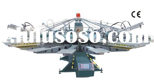 used automatic screen printing machines