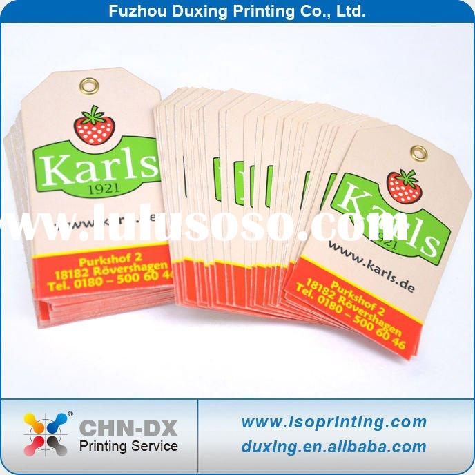 all kinds of labels printing
