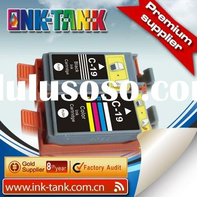 BCI19 compatible ink cartridge for photo printer