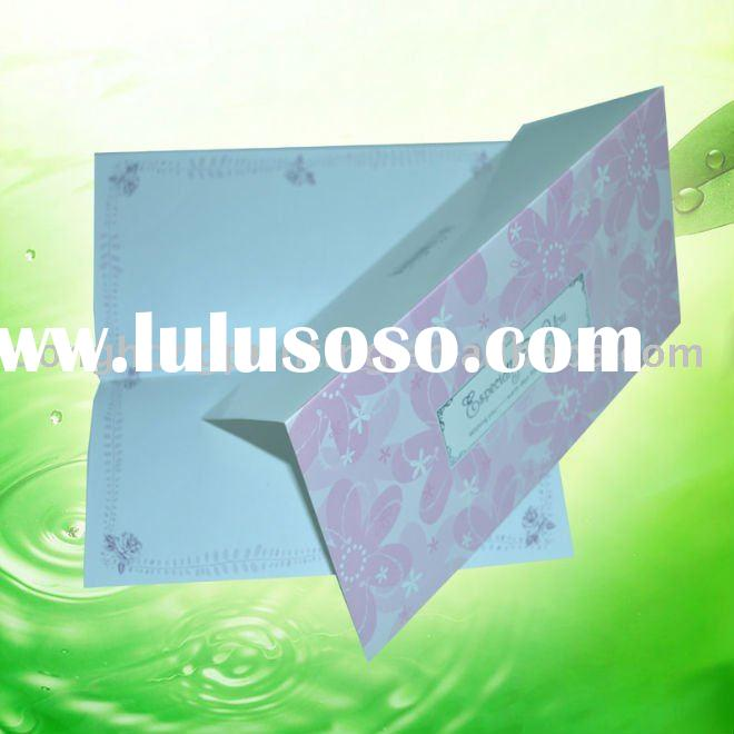 Business paper card printing