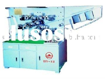 HIGH SPEED ROTARY FABRIC BELT LABEL PRINTING PRESS HY-4B