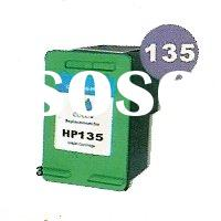 HP 135 C8766HE Tri-color high Compatible ink cartridge