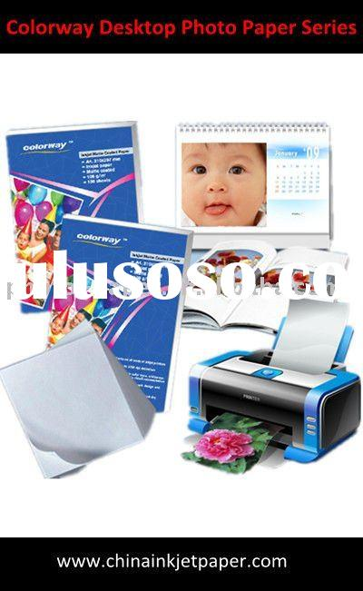 High Glossy Photo Paper ( cast coated)