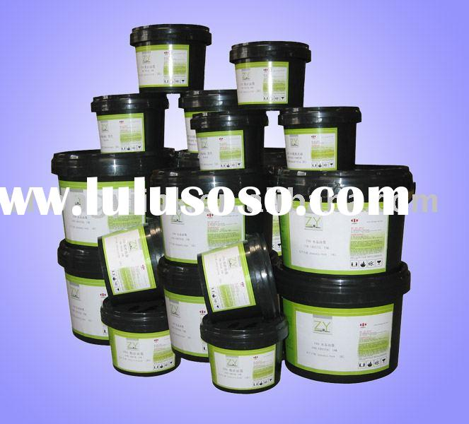 INK-UVC Series Screen Printing Ink for CD, VCD, DVD and CD-R/W