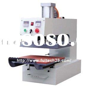 Pneumatic single station heat press machine