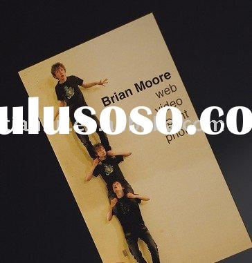 business card color printing