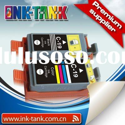 compatible ink cartridge for BCI19 for photo printer