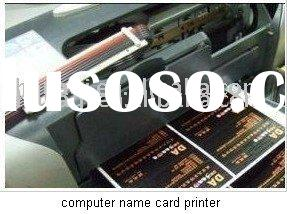 computer name card printer