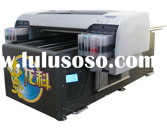 plastic business card multifunction inkjet printing machine