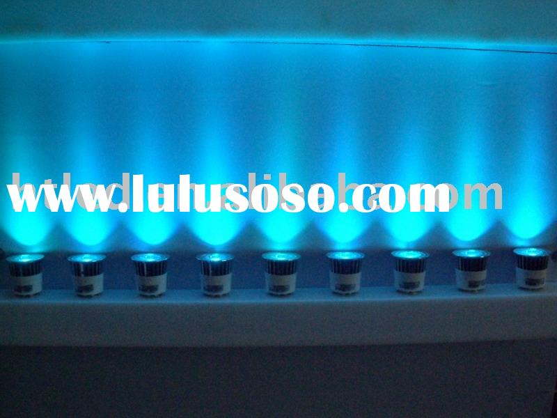 5W E27 Multi-color High Power LED Spotlight
