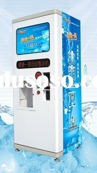 Automatic Ice Vending Machine