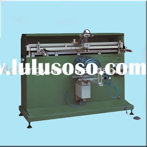 Curved Silk Screen Printing Machinery for Round Products