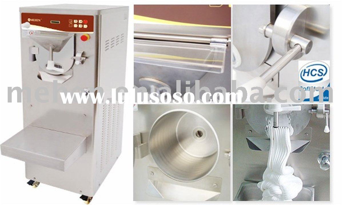 Italian ice cream making machine M916 (16 L/Hour)