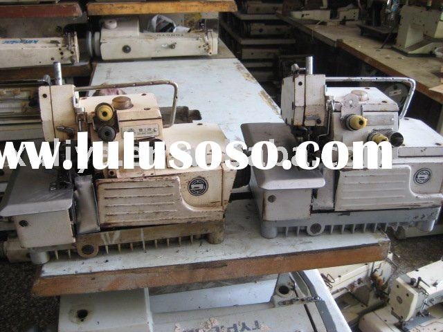 SECOND HAND/ USED TYPICAL OVERLOCK SEWING MACHINE 4/5 THREAD GN6