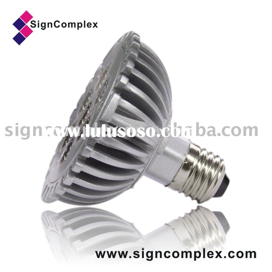 high power led bulb par30 / par 38