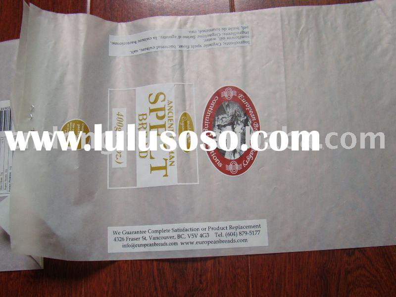 recycle plastic packaging  bag