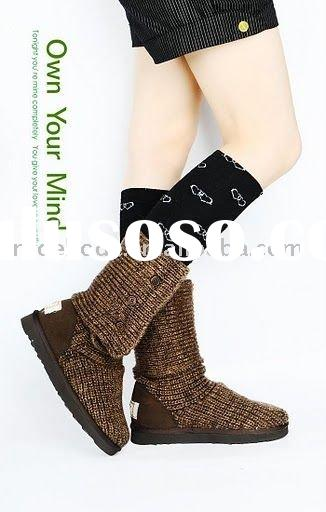 2010 best selling ladies pretty winter boots