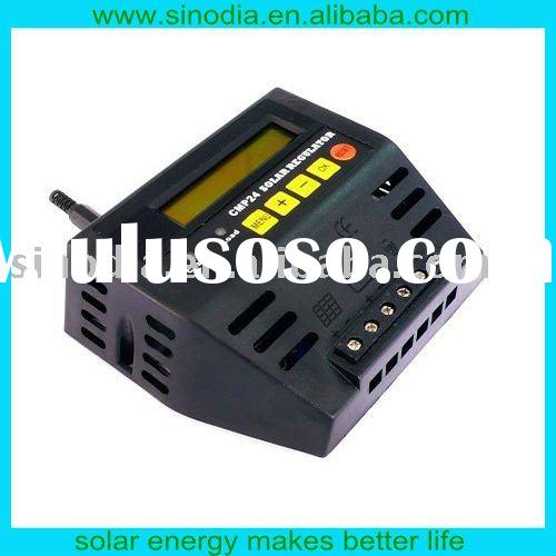 2011 Smart Solar Charge Controller for Home Use