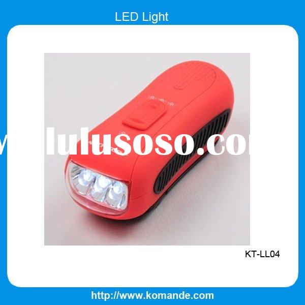 Dynamo LED Torch Light