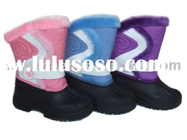 Kids Fashion Snow Boots