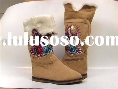 Ladies' Boots, Fashion Lady Boots, Women's boots, Winter Boots, Ladies Fur Boots